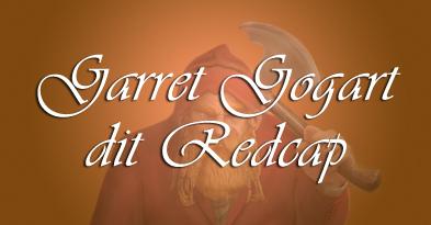 Redcap-menu